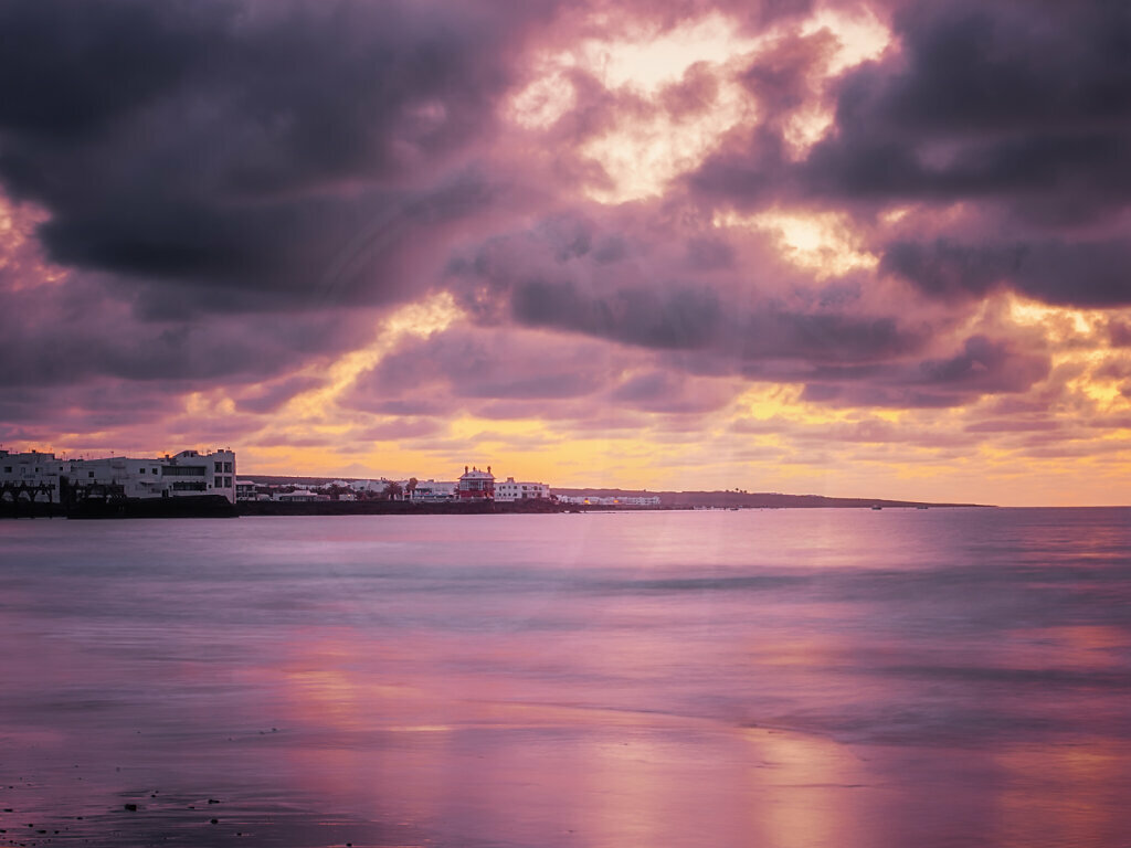 Sunrise over Arrieta II