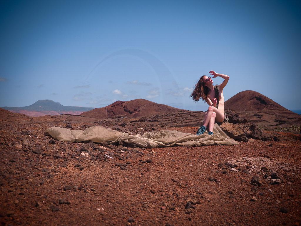 Stranded on Mars IV