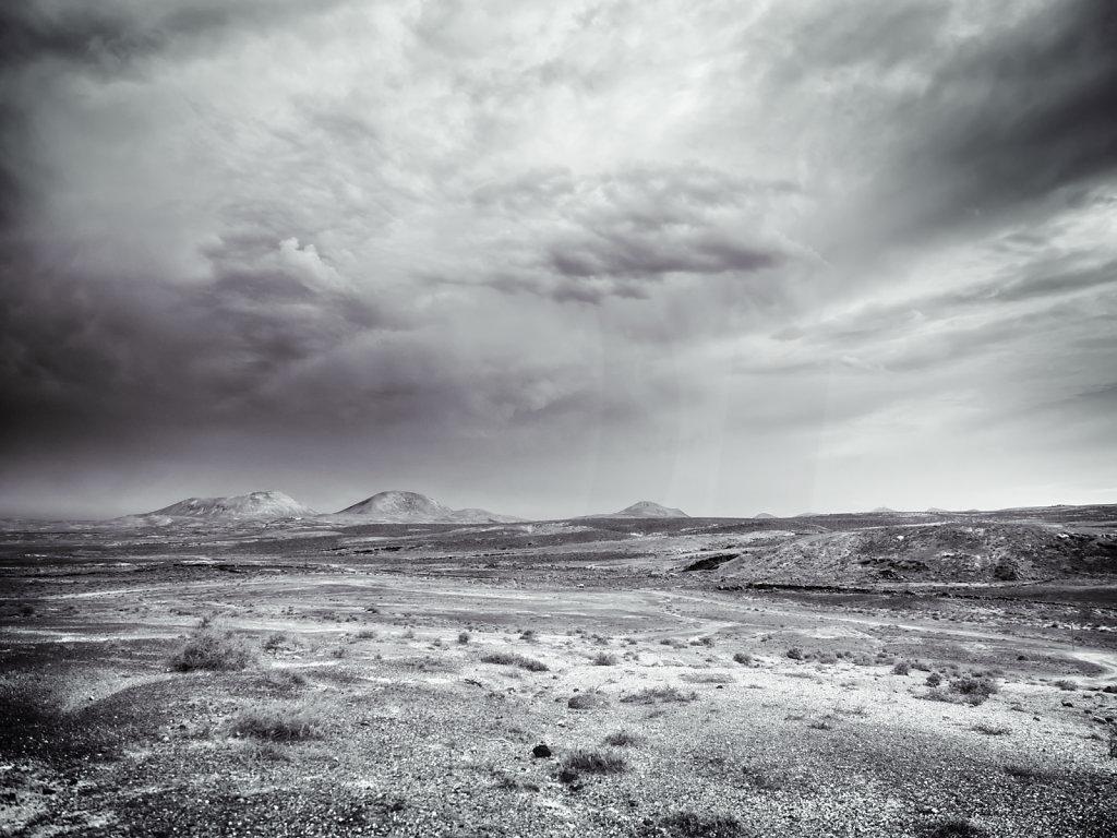 Montana de Tinaguache and Montana Tejia