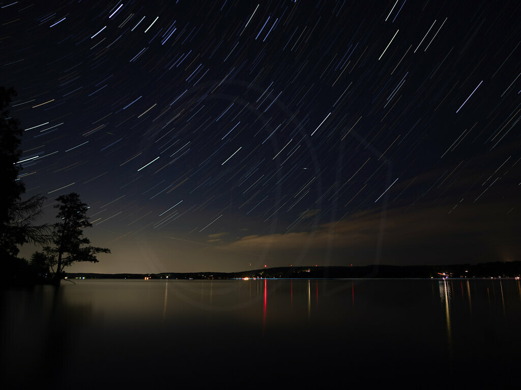 Startrails and more