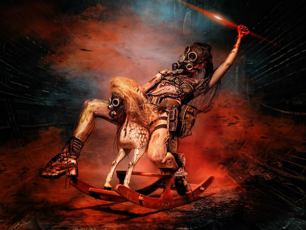 Horsewoman of the Apocalypse